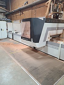Routech RD110TTVNPR five axis CNC router