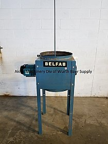 Belfab JJ dust collector