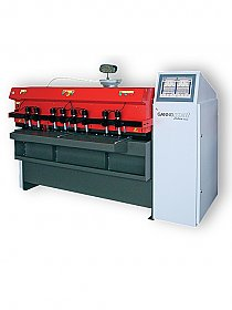 Gannomat Index Pro CNC Drilling, Gluing and Doweling Machine