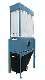 Belfab JNBM-OP open dust collector :: Image 10