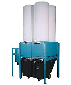 Belfab DW open dust collector :: Image 10