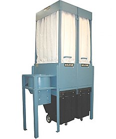 Belfab NBM-OP open dust collector :: Image 10
