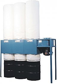 Belfab LW open dust collector :: Image 10