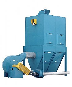Belfab SBM closed dust collector :: Image 10