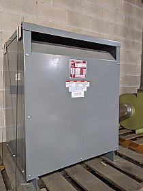 New Westinghouse Transformer