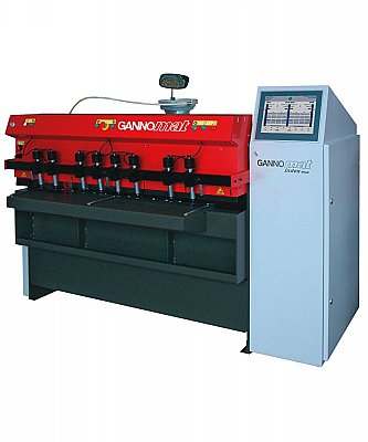 Gannomat Index Trend 130-330 CNC Drilling, Gluing and Doweling Machines