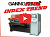Gannomat Index Trend Demo